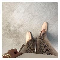 [予約商品] python pants