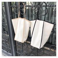 [予約] piping tote bag