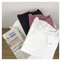 [即納 ] one-shoulder  tops (3color)