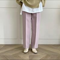 S/S color pants
