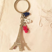 Eiffel key ring