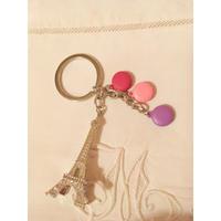 Eiffel key ring
