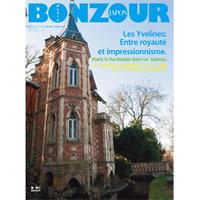 BONZOUR JAPON no33 「パリ近郊の旅、王族と印象派のイヴリーヌへ」後編