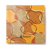 booco DELICIOUS COLOR プリントデザイン (ジャガイモ:フルカバー, メモ)