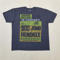 USED  BAND TEE JIMI-HEN MR96