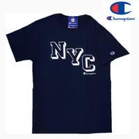 Champion TEE NYC NAVY