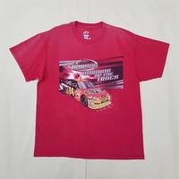 USED NASCAR TEE MR141