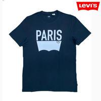 Levi's TEE PARIS BLK/WHT