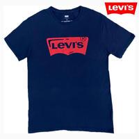 Levi's TEE NAVY/RED
