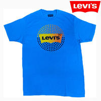 Levi's TEE TURQUOISE/DOT