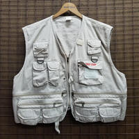 USED FISHING VEST LP207