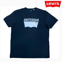 Levi's TEE AMSTERDAM BLK