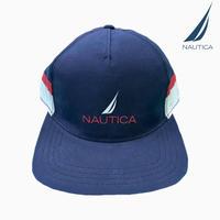 NAUTICA CAP NAVY/WHT/RED