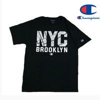 Champion TEE NYC BLK