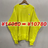 Champion R/W SWEAT NEONYEL