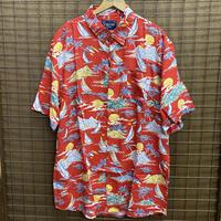 HAWAIIAN SHIRTS RED