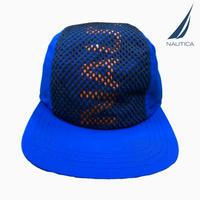 NAUTICA 5PANEL CAP BLUE