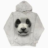 ANIMAL HOODIE PANDA