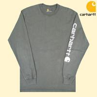USED carhartt L/S TEE LP11