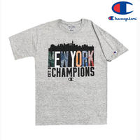 Champion TEE NEWYORK GRAY