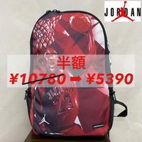 JORDAN BACKPACK  RED GRAPHIC