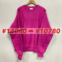 Champion R/W SWEAT NEONPINK