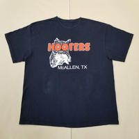USED HOOTERS TEE MR49
