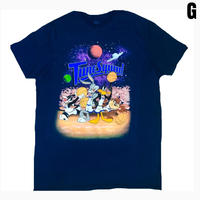 LOONEY TUNES TEE G NAVY