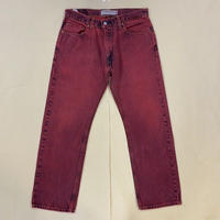USED Levi's #505 DYED P26LP