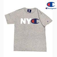 Champion TEE NYC GRAY