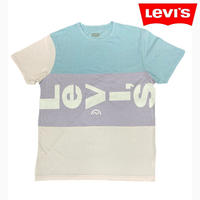 Levi's TEE CRAZY COTTON CANDY