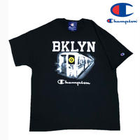 Champion TEE SUBWAY BLK