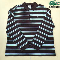 USED LACOSTE L/S POLO SH LP93