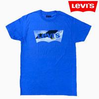 Levi's TEE HAWK L.BLUE
