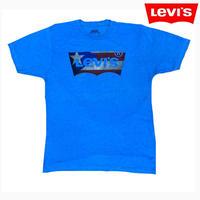 Levi's TEE STAR&STRIPE L.BLUE