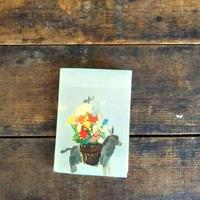 絵本なブックカバー『スタンバイミー』