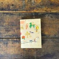 絵本なブックカバー『絵しりとり』