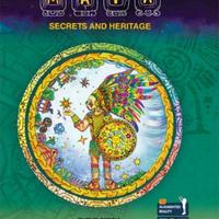 ARで見る塗り絵本「Maya -Secrets and Heritage-」