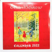 [雑貨]「2022年版 エルサ・ベスコフ カレンダー」