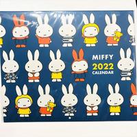 [雑貨]「2022年ミッフィーウォールカレンダー」