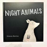 [洋書]『NIGHT ANIMALS』
