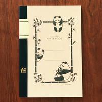 [雑貨]むらかみひとみさん㉓竹紙100ノート