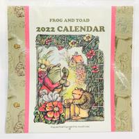 [雑貨]「2022年版 がまくんとかえるくん カレンダー」