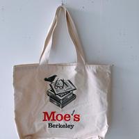MOE'S BOOKS TOTE