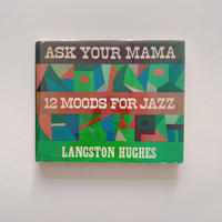 ASK YOUR MAMA  12 MOODS FOR JAZZ