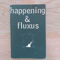 HAPPENING&FLUXUS