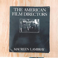 MAUREEN LAMBRAY THE AMERICAN FILM DIRECTORS