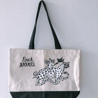 FOUR BARREL COFFEE TOTE