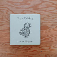Leanne Shapton   Toys Talking
