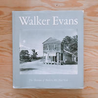 WALKER EVANS  THE MUSUEM OF MODERN ART